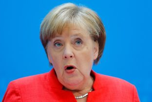 Merkel: In EU asylum policy, others have interests as well as us