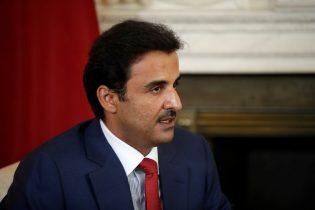 Qatar's emir heads to Turkey for talks with Erdogan