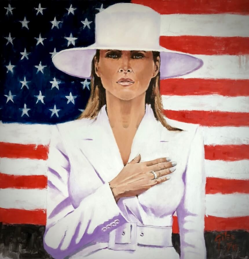 Melania Trump Exposes the Left's Dirty Little Secret