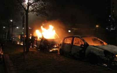 Sweden is Burning