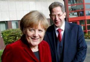 Spymaster row weakens Merkel, support for far-right climbs -poll