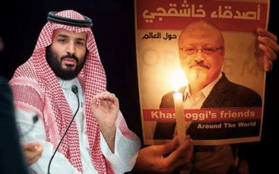 Saudi crown prince ordered Khashoggi's assassination: CIA