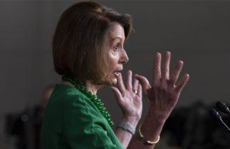 Rep. Nancy Pelosi says Democrats won't trade votes on DACA for border wall