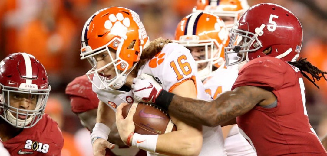 Clemson Favored To Win 2019 College Football National Championship