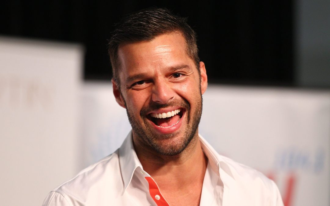 Ricky Martin fans divided over new facial hair choice he debuted at the 2019 Grammys