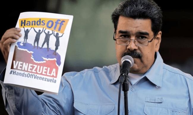 As His Regime Falters, Here Is Where Venezuela's Maduro May Seek Asylum
