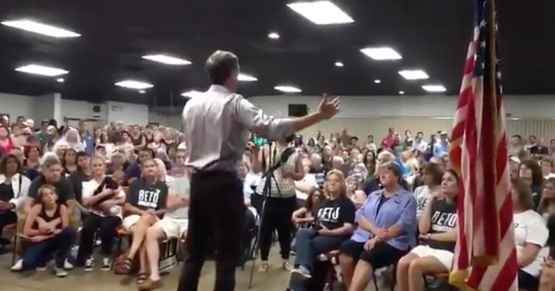 "Infowars Reports From Beto's ""March For Truth"" In El Paso, Texas Where Liberals Gather to Oppose Trump's Rally"