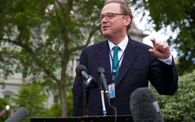 White House Economic Adviser Hassett speaks out on USMCA trade deal