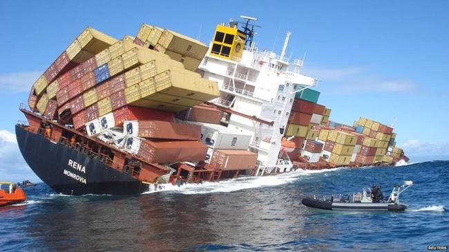 World Trade Suffers Biggest Collapse Since Financial Crisis