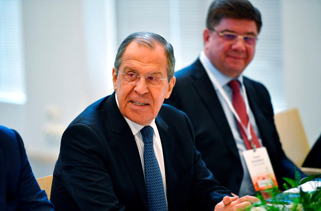 Russian foreign minister urges EU to uphold Iran Nuclear Deal