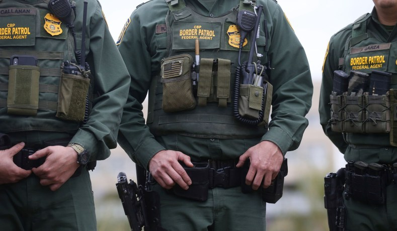 CBP honors fallen personnel in El Paso