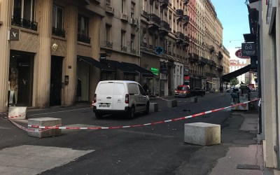 Suspected package bomb wounds at least 8 in France's Lyon: prosecutors