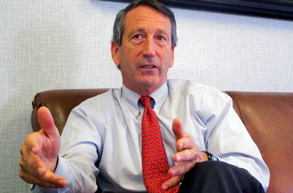 Former GOP Rep. Mark Sanford talks possible Trump 2020 challenge