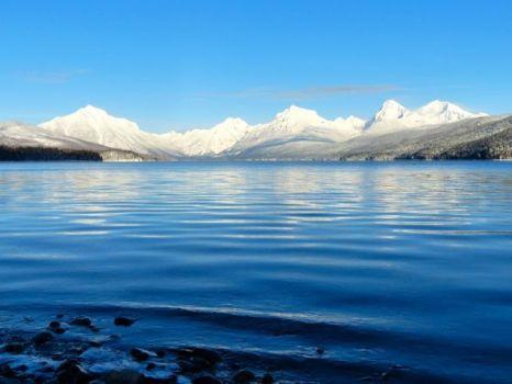 Lake McDonald Vista