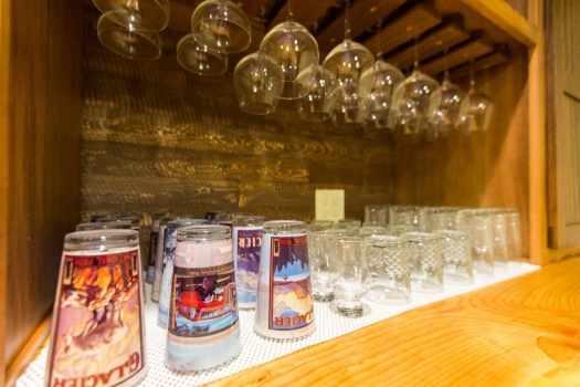 Rec Room - Glassware