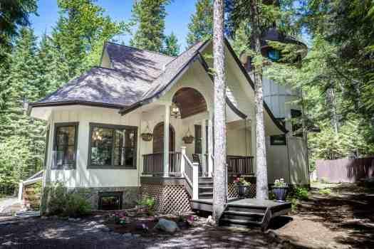 1- Exterior of home
