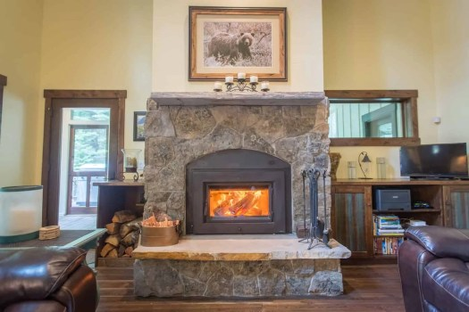 2 -Fireplace in Great Room- Max Elman 8