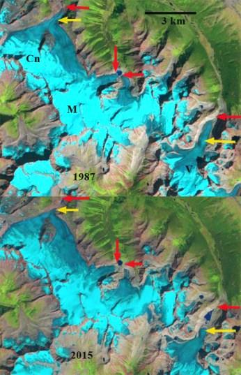 Conrad Glacier, BC
