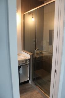 Custom Sliding Shower Door