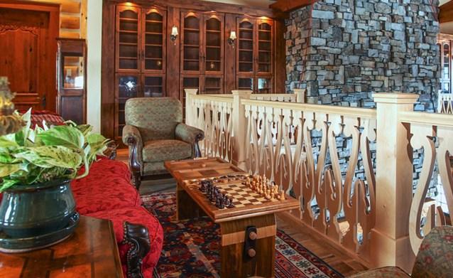 Avalanche Ranch Main House Loft