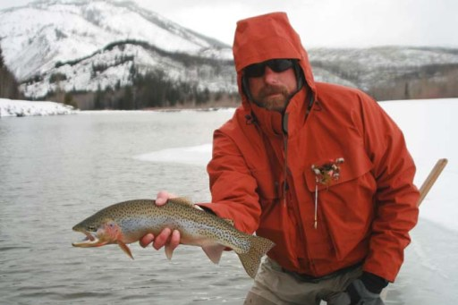 Middle Fork Flathead Spring Trout