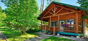 Glacier National Park, Lodging, Cabin Rentals