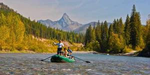 Glacier National Park, Guided Fly Fishing Trips