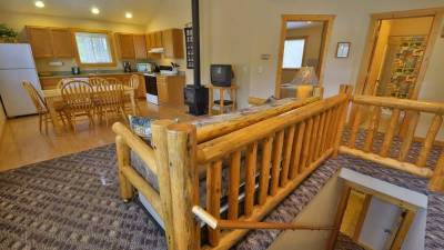 Glacier Park Cabins, 2 bedroom, Glacier Outdoor Center