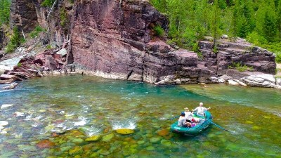 Great Bear Wilderness Fly Fishing, Glacier Anglers