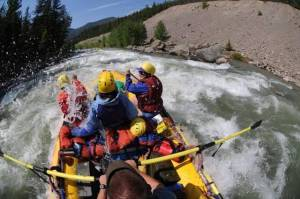 Great Bear Wilderness, Montana Whitewater Rafting