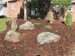 Moss Rock Boulders Add Character and Interest