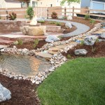 Water Features Glacier View Landscape And Design Inc
