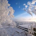 【photo】美しい冬の風景写真50選『50 Beautiful Winter Wonderland Photos』