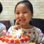 【子育て】ユノさん、6歳になる!