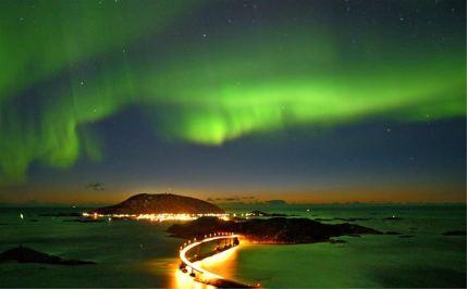Sommarøy Foto: Sommarøy Arctic Hotel.