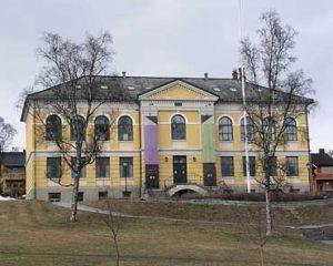 """Kunstforeningsbygget"" - Musègt. 2"