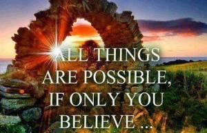 Allt är möjligt