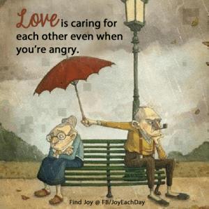 Kärlek arg