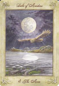 Månen tarot