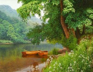 Natur båtar