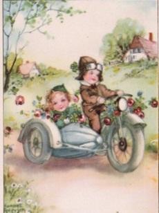 Barn motorcykel kopia