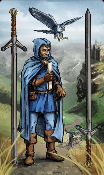 Riddaren i svärd