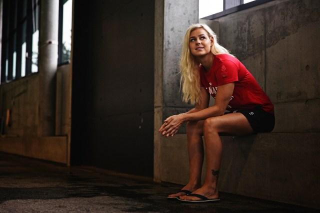 Pernille vandt guld og bronze ved OL i Rio. Foto: Das Büro for DIF og Team Danmark