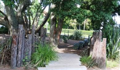 Taniwha gardens