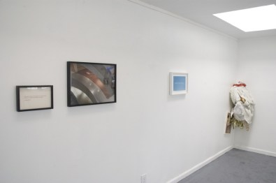 Installation view, from left to right: Tamara Sussman, Ginny Cook, Jill Spector