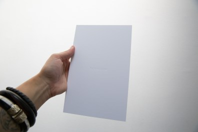 The White Album catalog