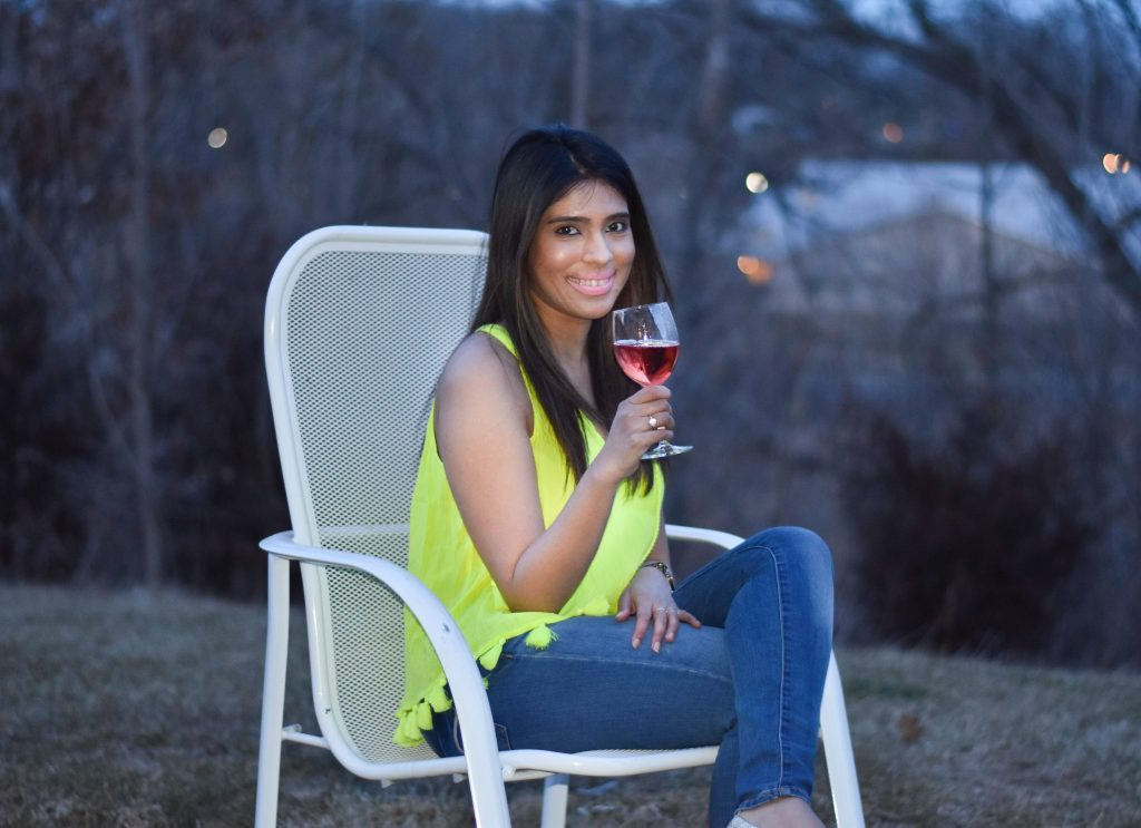 Rainstorm Wines Pinot Rose