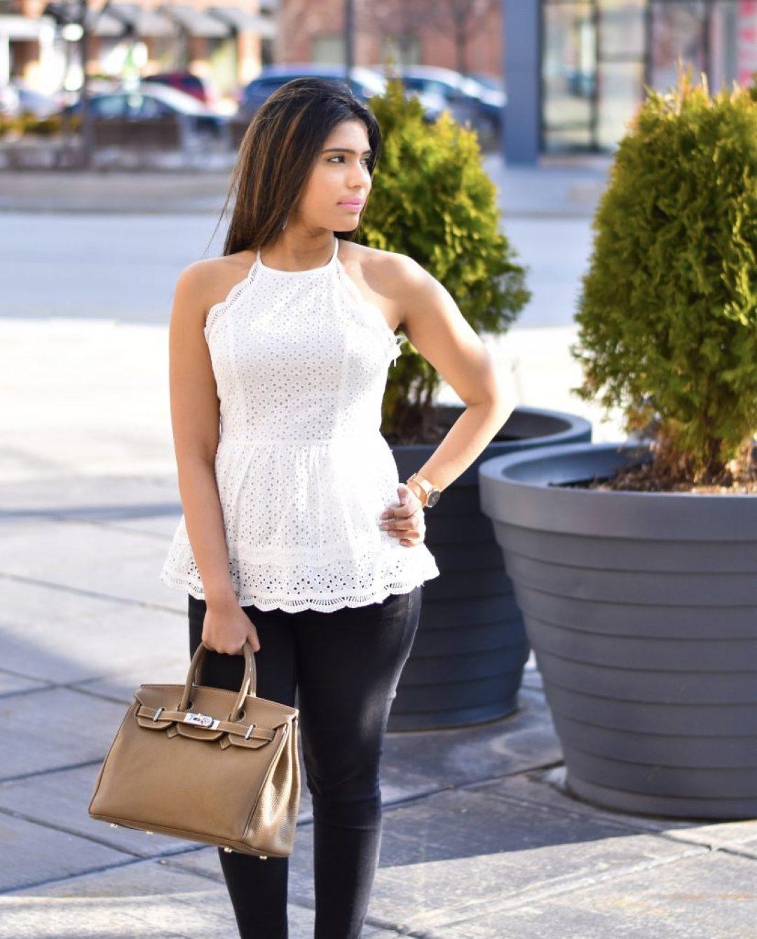 Lulus lace top