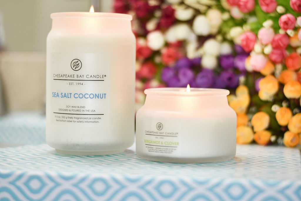 Sea Salt and coconut