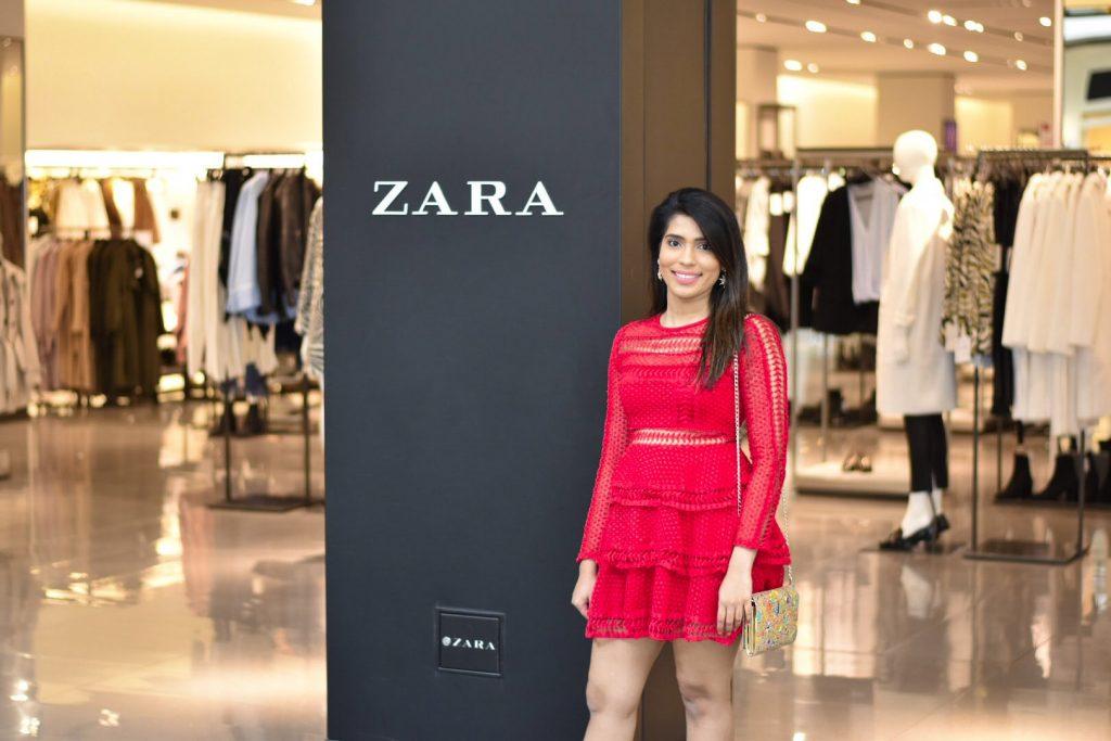 Zara Woodfield Mall